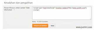 http://www.just4rt.com/2013/09/cara-mengalihkan-halaman-tidak-ditemukan-ke-homepage-blog.html
