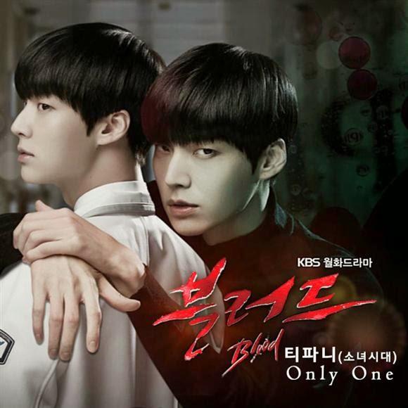 Rilis Video Klip Only One, Ost. Drama Korea 'Blood' - Kisah Romance