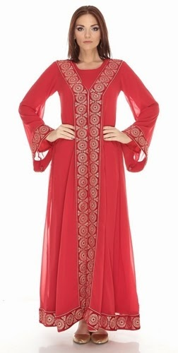 Arabic Kaftan Party Wear Collection 2015