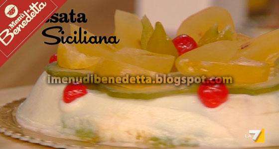 Cassata Siciliana di Benedetta Parodi