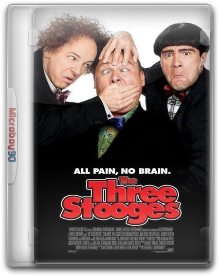 The Three Stooges (2012) DVDRip Español Latino