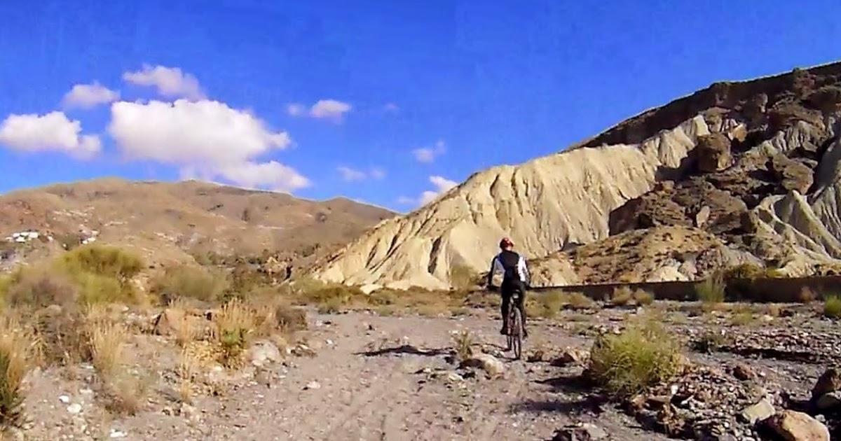 Bikers chic almer a de pechina a los ba os de sierra alhamilla 09 12 2013 - Banos de sierra alhamilla ...