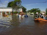 . después de las catastróficas inundaciones de la década de 1930, de EE. px