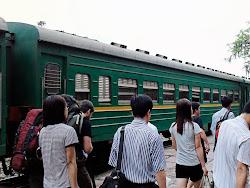 Les trains pour Sapa
