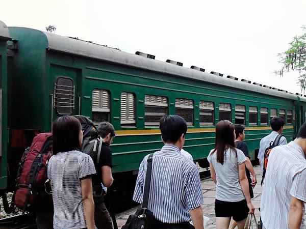 Trens para Sapa