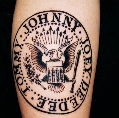 Fotos e imagens de Tatuagens do Rock