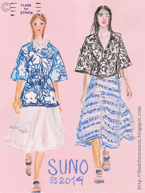 Summer with Suno SS 2014