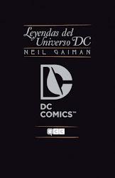 Leyendas del Universo DC: Neil Gaiman