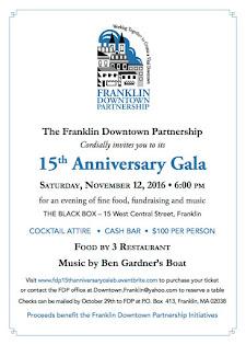 15th Anniversary Gala