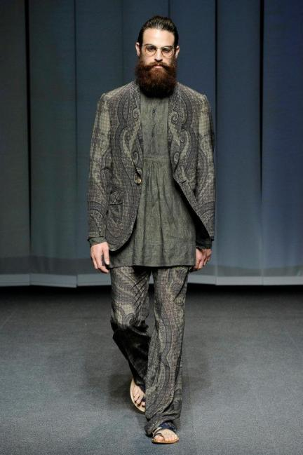 Etro Spring-Summer 2013 Menswear Photo 12