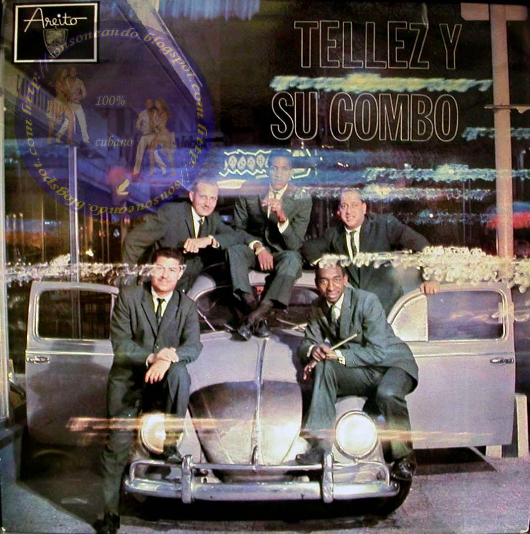 Tellez Y Su Combo - Juanito Márquez Y Su Combo Cuatro Combos