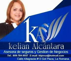 Kelia Alcántara