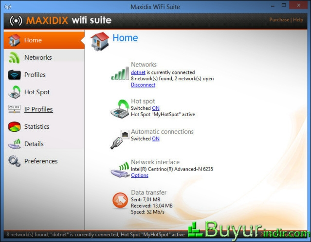 Maxidix Wifi Suite 13.5.28 Build 491 - Turkhackteam.net/org - Turkish Hacking & Security Platform.