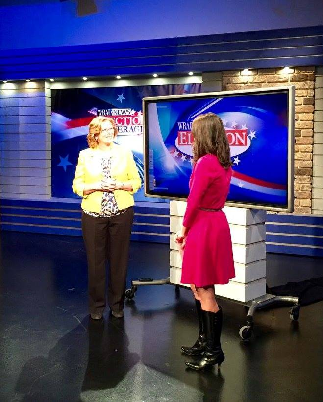 THE APPRECIATION OF BOOTED NEWS WOMEN BLOG : WRAL'S TARA ...