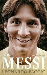 Lionel Messi, Leonardo Faccio cover