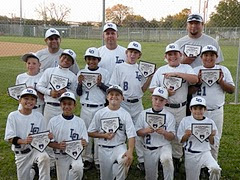 Tournament Champions - DS Select Baseball Tournament, Nov 2009