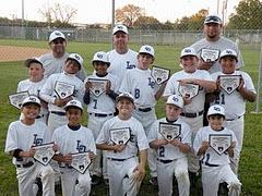 Tournament Champions - DS Select Baseball Tournament, Nov 2009