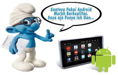Anda Harus Mempunyai Tablet Android