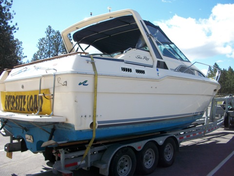 Can you help name this Sea Ray 300 Weekender?