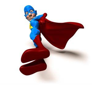 Chistes de superhéroes