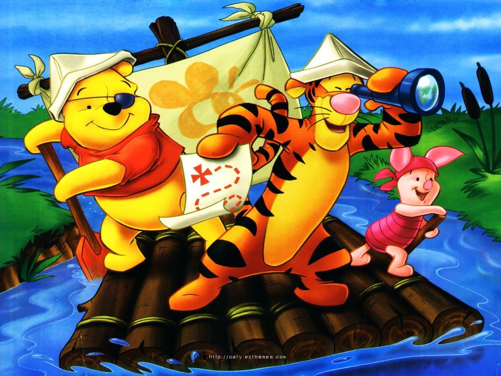 Imagens fofas do Ursinho Puff « Lindas Imagens da Disney