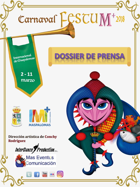 Dossier Prensa 2018