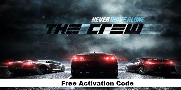 the crew activation key pc