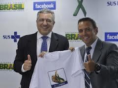Ministério da Saúde e Facebook fecham parceria no Brasil