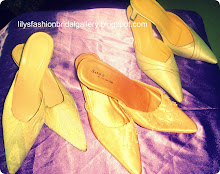 Sepatu pengantin perempuan