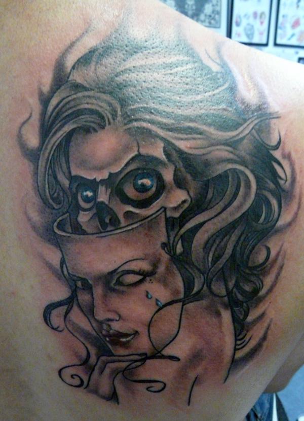 Chicano Sleeve Tattoos