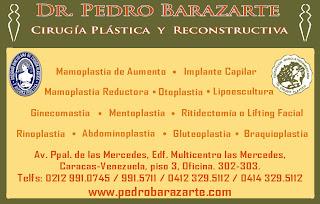 DR. PEDRO BARAZARTE en Paginas Amarillas tu guia Comercial