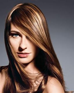 2012 Hair color trends for
