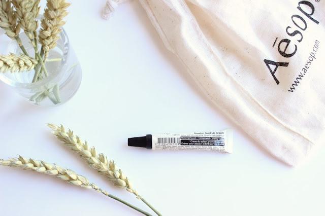 Aesop Rosehip Seed Lip Cream