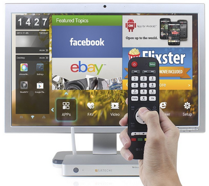 Satechi Android 4.2 Smart TV Box