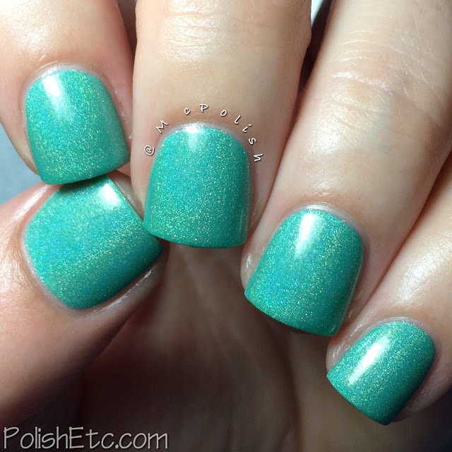 Cirque Colors - Nordstrom exclusive Poolside Collection - McPolish - Julep