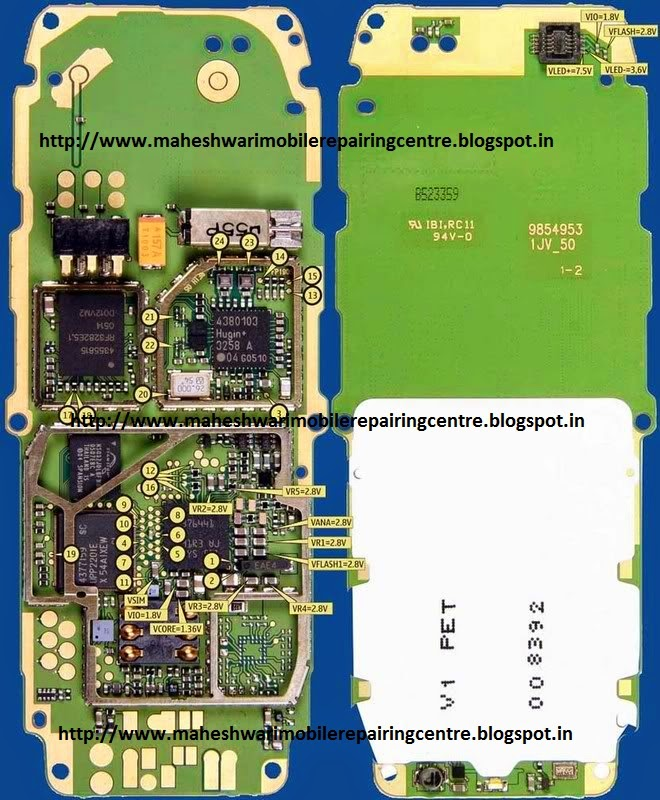 Circuit Diagram Nokia 1600 Wiring Library Ahotelco