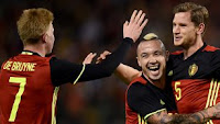 Belgia vs Italia 3-1 Video Gol & Highlights