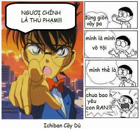 Tổng hợp truyện Doremon, Nobita chế hài VL