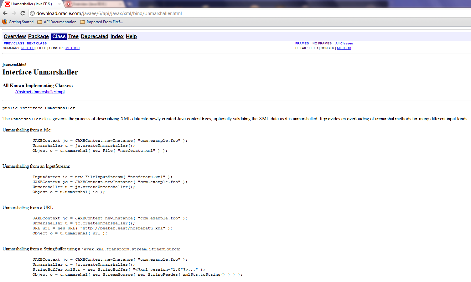 Inspired by Actual Events: Effective Javadoc Documentation ... Javadoc