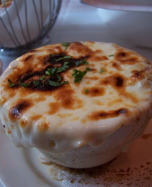 Outback Steakhouse Walkabout Onion Soup Recipe