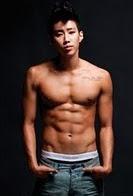 Jay Park abs