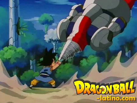 Dragon Ball GT capitulo 18