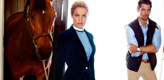 Massimo Dutti The Equestrian Collection Moda ecuestre 2013 2014