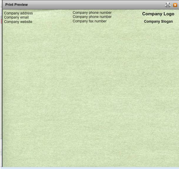 BusinessampOffice Business Letterhead Vs Personal Letterhead