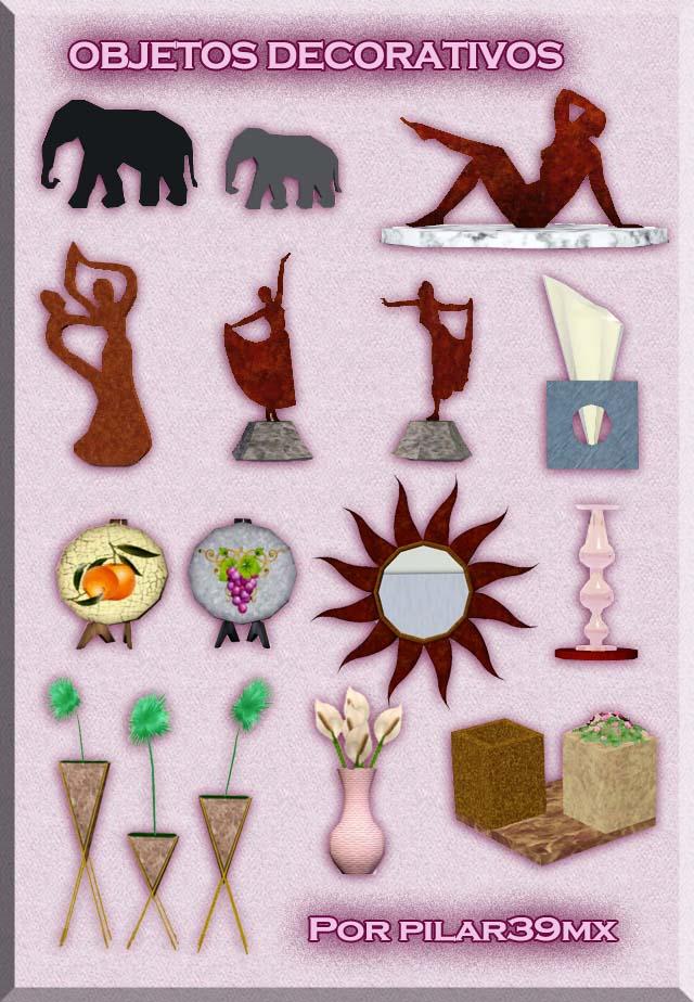 Pilar39mx objetos decorativos varios - Objetos decorativos ...