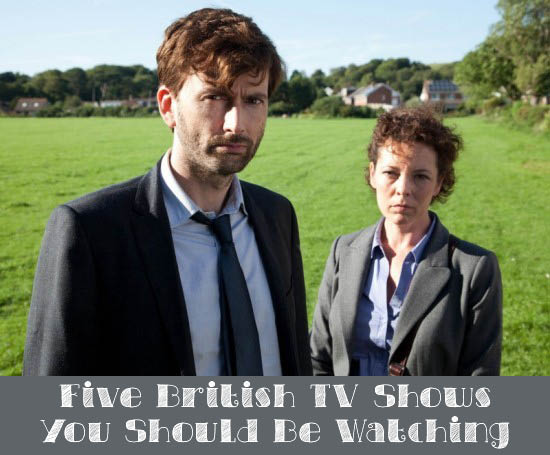 Five British TV Shows You Should Be Watching