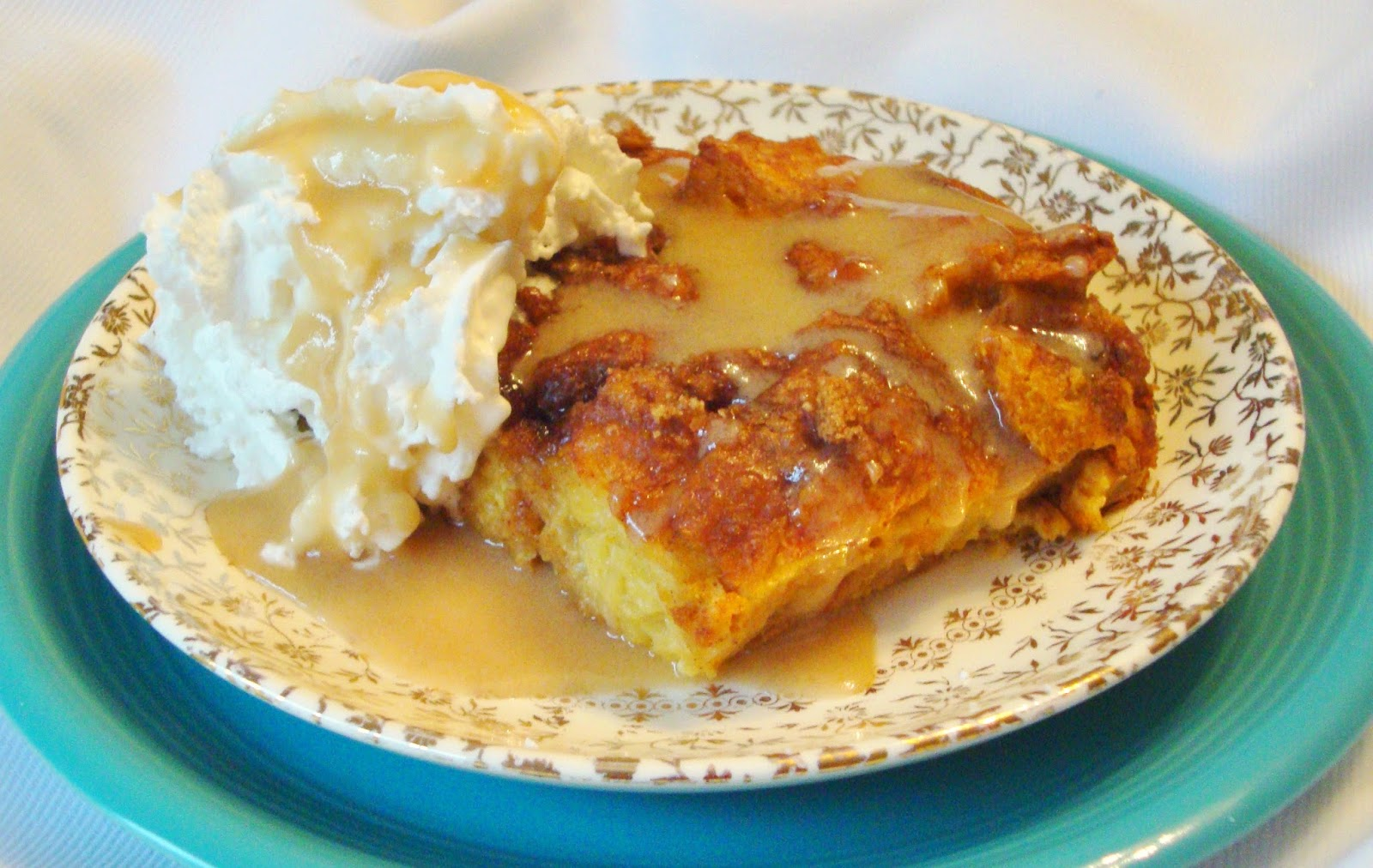 ... Floozie: Pumpkin Bread Pudding with Maple Bourbon Brown Sugar Sauce