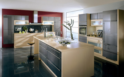 contemporary kitchen design and ideas