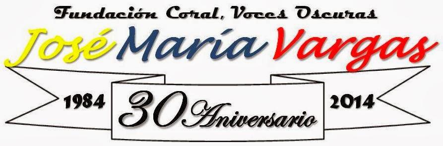 Coral de Voces Oscuras José María Vargas