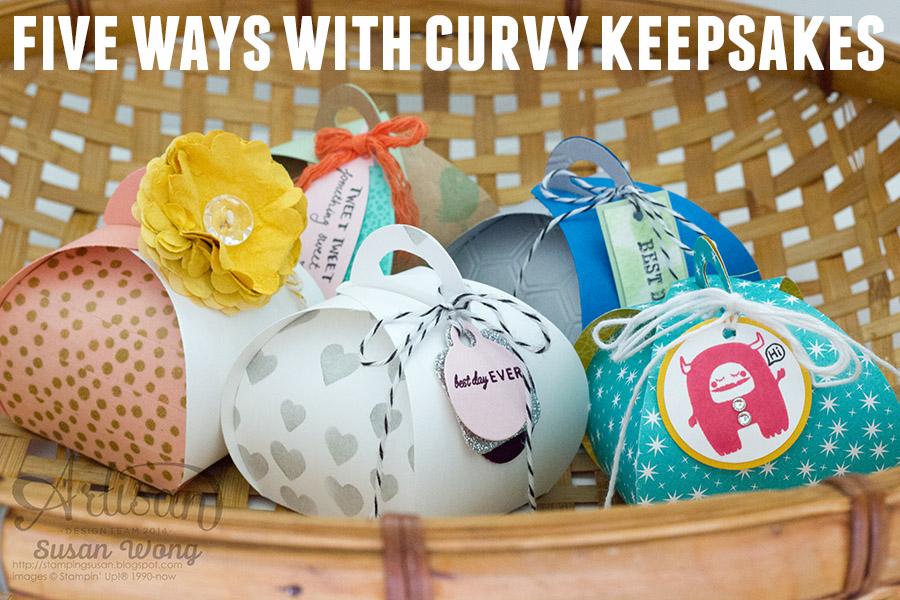 Curvy Keepsakes Thinlits ~ Susan Wong